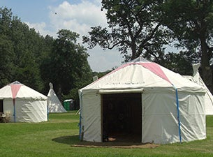 Wilderness Yurt Tickets