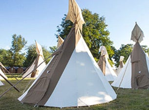 Wilderness Tipi Tickets