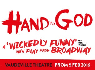 Hand To God Tickets