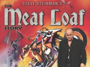 The Meat Loaf Story Tickets