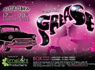 Grease the MusicalTickets
