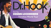 Dr. Hook starring Dennis Locorriere Tickets