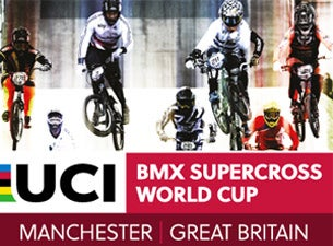 UCI BMX Supercross World Cup Tickets