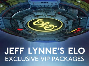 Jeff Lynne's ELO - VIP Packages Tickets