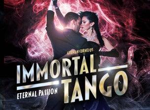 Immortal TangoTickets