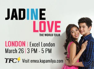 Jadine Love Tickets