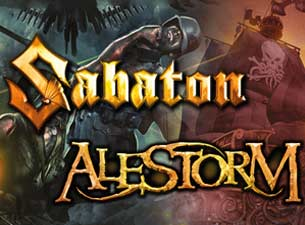 Alestorm Tickets