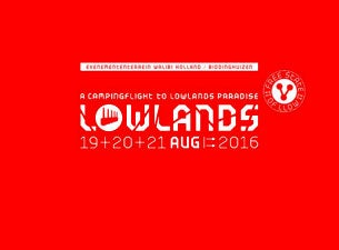 Lowlands Festival Tickets