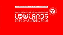 Lowlands Festival : a Campingflight To Lowlands Paradise 2019