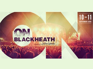 OnBlackheath Festival Tickets