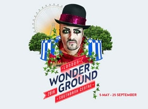 London Wonderground Festival at Southbank Centre Tickets