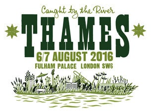 Caught By the River Thames Tickets