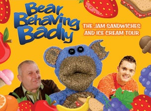 Bear Behaving Badly Tickets