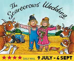 The Scarecrows' WeddingTickets