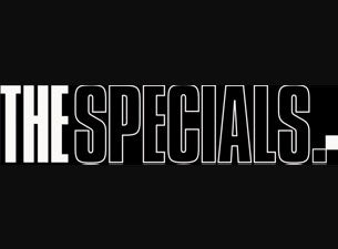 The SpecialsTickets