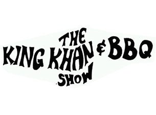 The King Khan & BBQ ShowTickets
