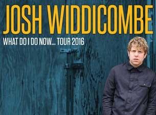 Josh WiddicombeTickets