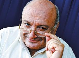 Mikhail ZhvanetskiyTickets