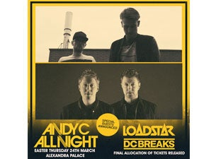 Andy C Tickets