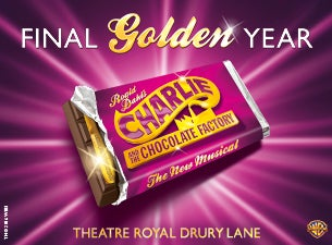 Charlie and the Chocolate FactoryTickets