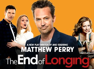 The End of Longing Tickets
