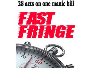 Chortle Presents Fast FringeTickets