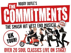 The Commitments (Touring) Tickets