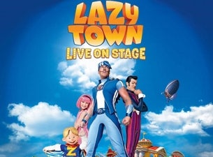 Lazy Town Tickets
