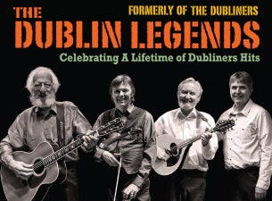 The Dublin Legends Tickets