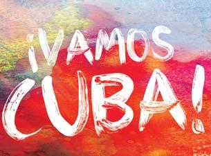 Vamos Cuba!Tickets