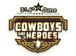 'Cowboys and Heroes' - Americana & Country Music Festival Tickets