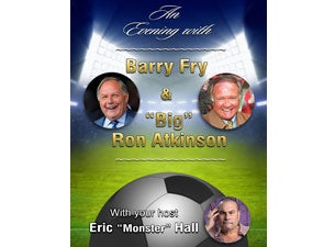 An Evening with Ron Atkinson Tickets