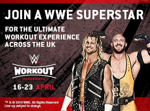 WWE Workout Experience Tickets