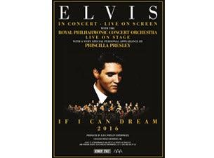 Elvis In ConcertTickets