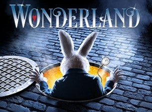 Wonderland the Musical Tickets