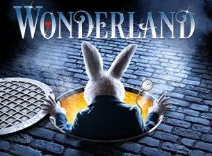 Wonderland the MusicalTickets