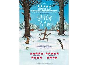 Stick Man - Live On Stage
