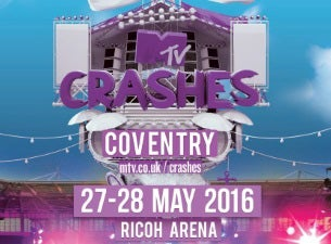 MTV Crashes Tickets