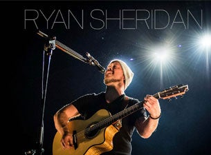 Ryan Sheridan Tickets
