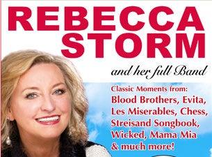 Rebecca StormTickets