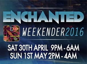 Enchanted Festival Tickets