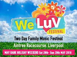 We Luv FestivalTickets