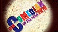 New Comedian of the YearTickets