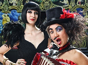 Eastend Cabaret Tickets