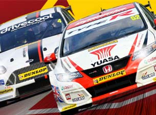 British Touring Car Championship Tickets