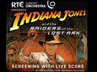 Indiana Jones: Raiders of the Lost Ark Live Tickets
