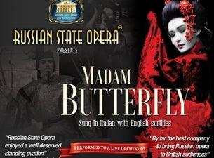 Madam ButterflyTickets