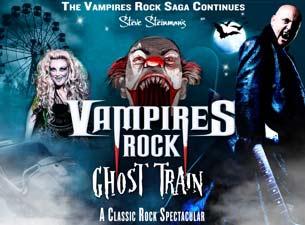 Vampires Rock - Ghost Train