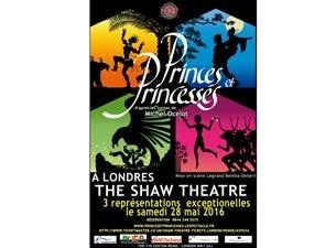 Princes Et PrincessesTickets