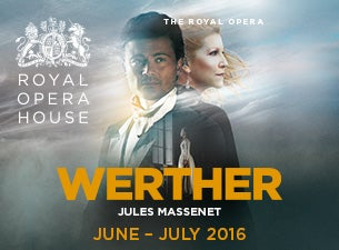 Werther Tickets